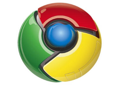 Google Chrome Internet Browser Logo