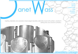 Janet Wass Jewellery Design