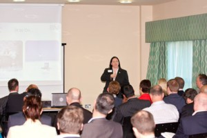 Build Your Business Workshop with Sam Rathling, 21st March 2012. Photo courtesy of Footprint Photography