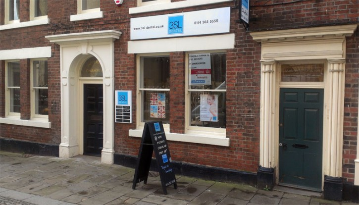 3SL Dental, Norfolk Row, Sheffield