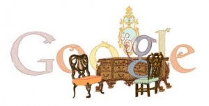 google-doodle-chippendale-furniture