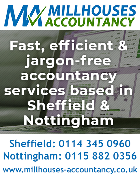 Bookkeeping & accountancy services in Sheffield & Nottingham